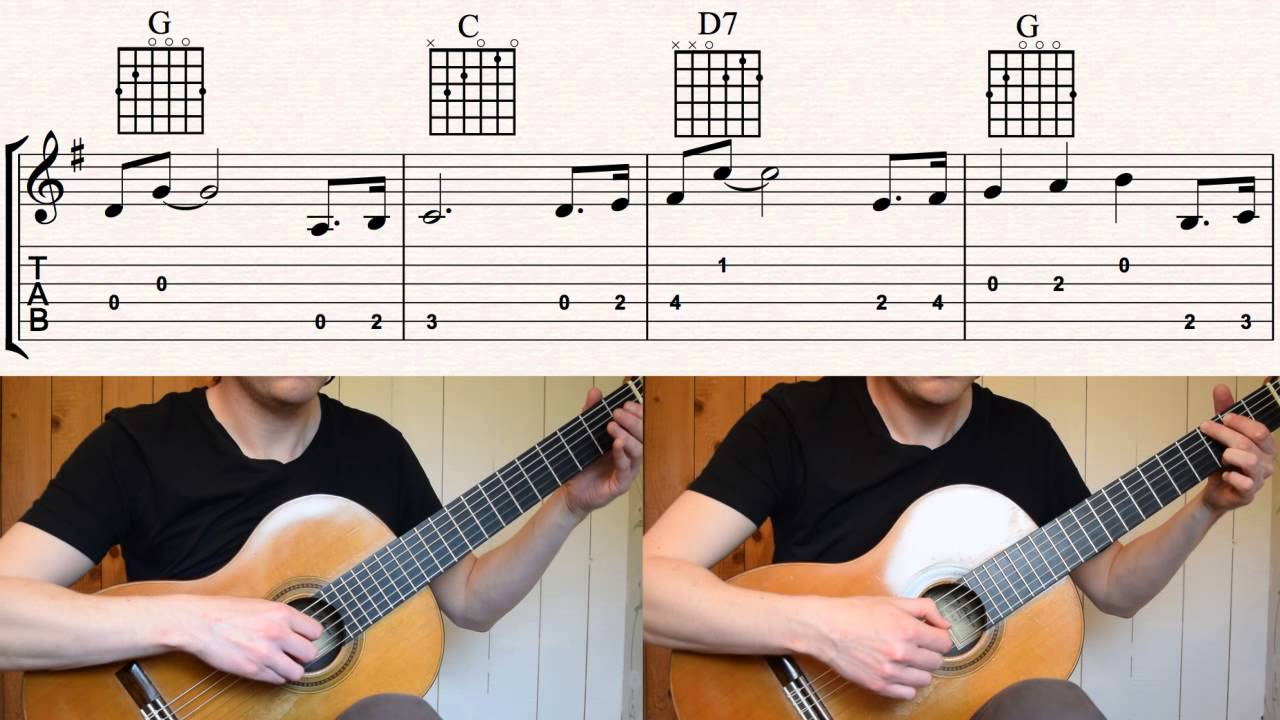 Indiana Jones Theme Lesson John Williams How To Play With Guitar