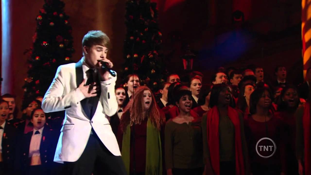 Justin Bieber - Christmas in Washington 2011 720p HD - YouTube