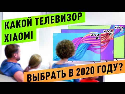 Какой Телевизор Xiaomi выбрать в 2020 году?