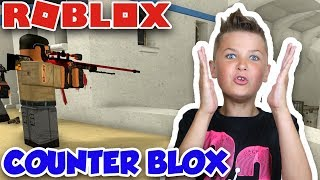 SUPER INTENSE SNIPER MATCH in ROBLOX COUNTER BLOX ROBLOX OFFENSIVE | CB:RO FIRST PERSON SHOOTER