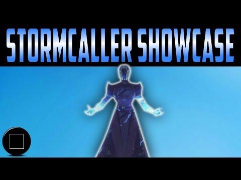Destiny 2 - Warlock Stormcaller Subclass