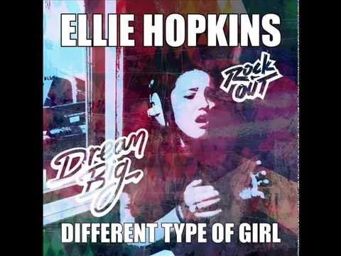 Ellie Hopkins - Different type of Girl - Single