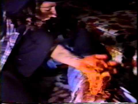 Inward Monitor Video Sickness - 1990 (Rorschach, Citizens Arrest & Yuppicide)