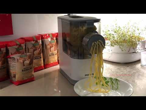 best-semolina-durum-wheat-flour-pasta.-philips-pasta-and-noodle-maker-|-kitchen-ins-products|