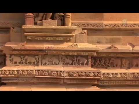 Khajuraho - Sculptures of Ancient India - The Temple of Love - Incredible India from YouTube · Duration:  8 minutes 45 seconds