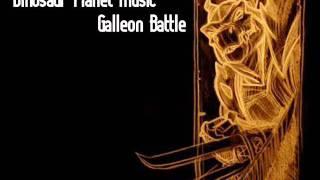 Dinosaur Planet Music - Galleon Battle (The Galleon Credits)