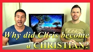 Why did Chris become a Christian? Professional golfer becomes Christian preacher