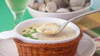 How To Make The Best New England Clam Chowder Recipe
