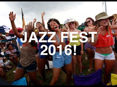 JAZZ FEST 2016!