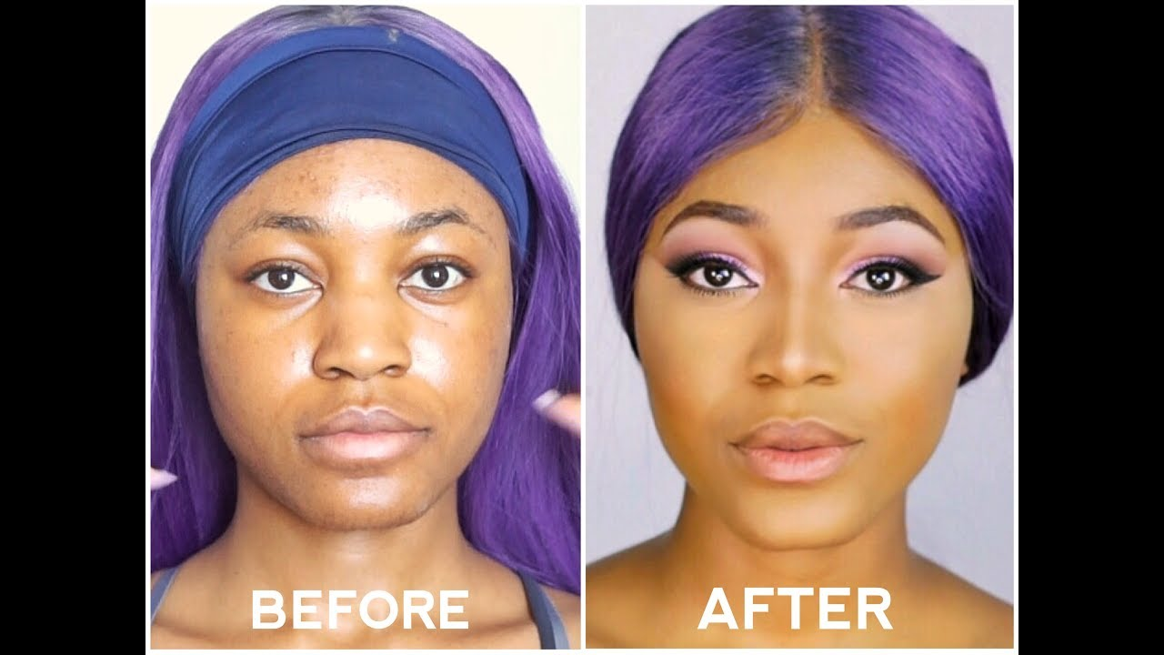 How To Fake A Nose Job With Makeup Nose Contouring For Beginners