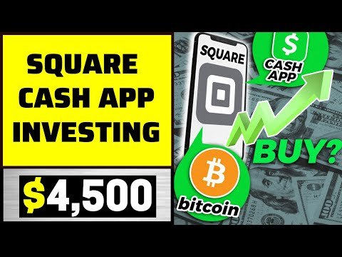 Square Stock Analysis (SQ) Time To Buy?   Cash App Investing In Stocks & Buying Bitcoin