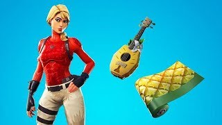 NEW SKIN LAGUNA AND HOW TO GET IT *HOME PACK* - FORTNITE