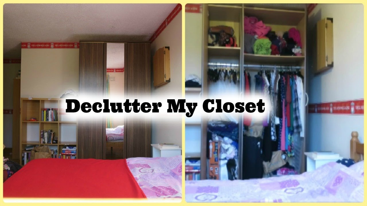 Declutter my room awesome tips to declutter and organize for Declutter bedroom ideas
