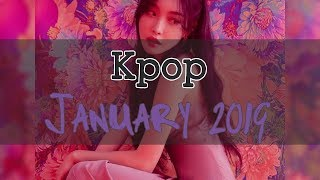 Kpop Playlist January 2019 Mix [재생 목록] 1 월 2019 음악