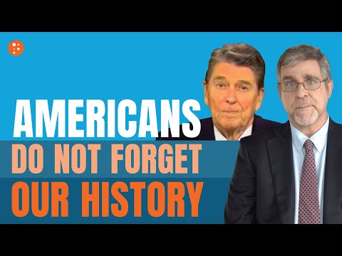Reagan-Warns-America-Not-to-Forget-Our-History