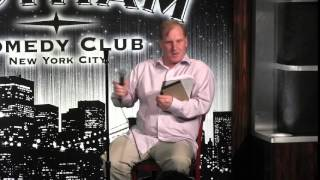 Eric Pascale Gotham Comedy Club 05-19-14