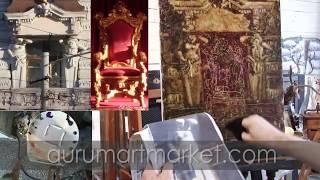 Видео урок живописи - Статус королевы