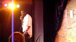 Small Video Clip- Improv Comedy Club (Tampa, Fl) On B-Day 7-4-09