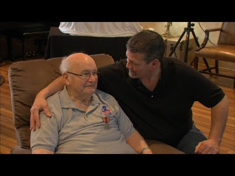 The Morning Rush - WWII Vet receives medal 73 years later