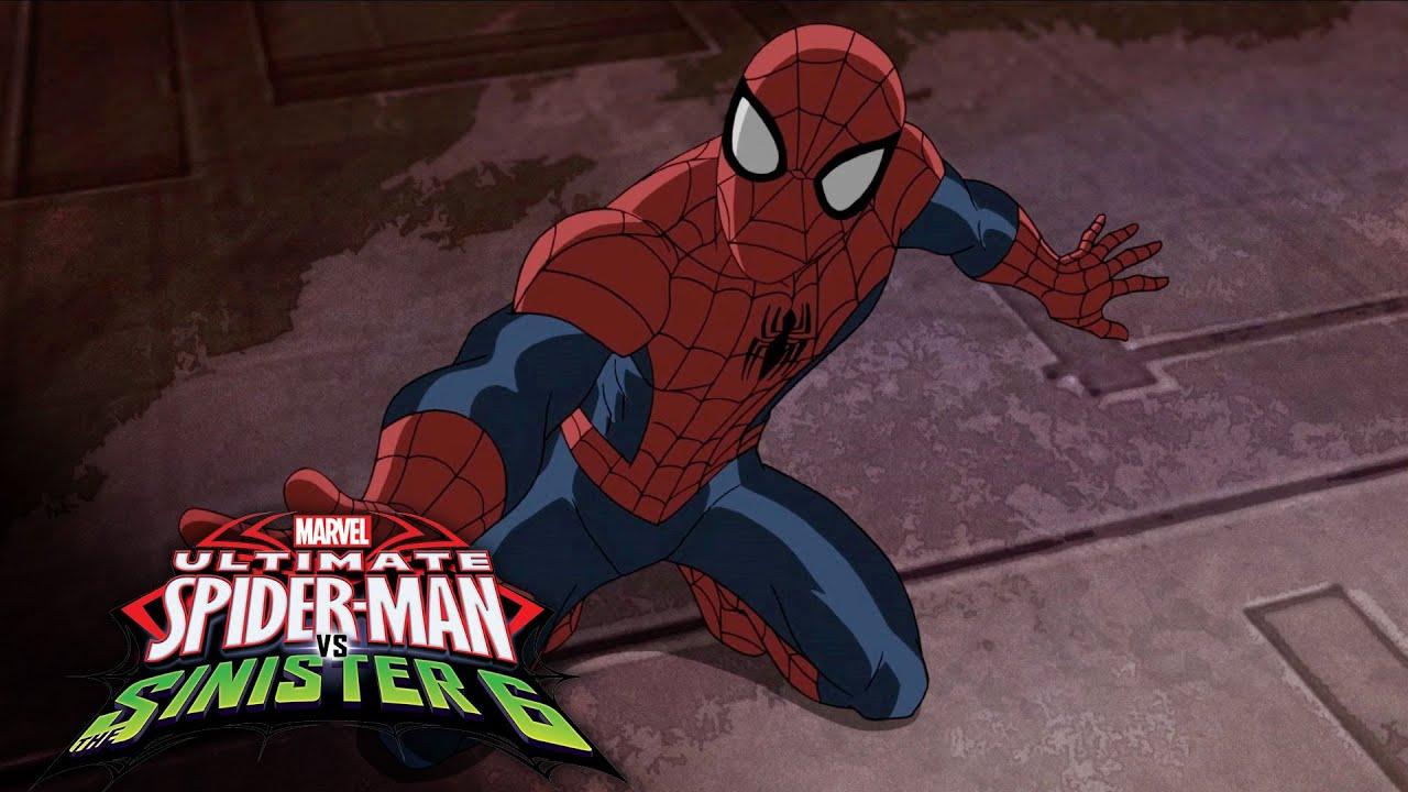 marvel's ultimate spider-man vs. the sinister 6 season 4, ep. 8