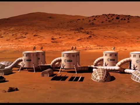 Space School - Mars - YouTube