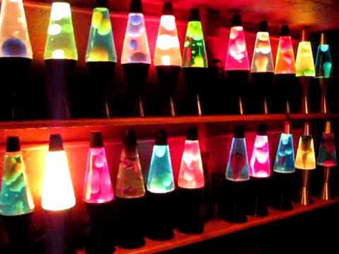 THE Lava Lamp Collection  YouTube