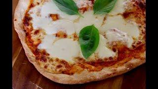 Cách Làm Vỏ Bánh Pizza Không Cần Men Bột Mì Vô Cùng Nhanh