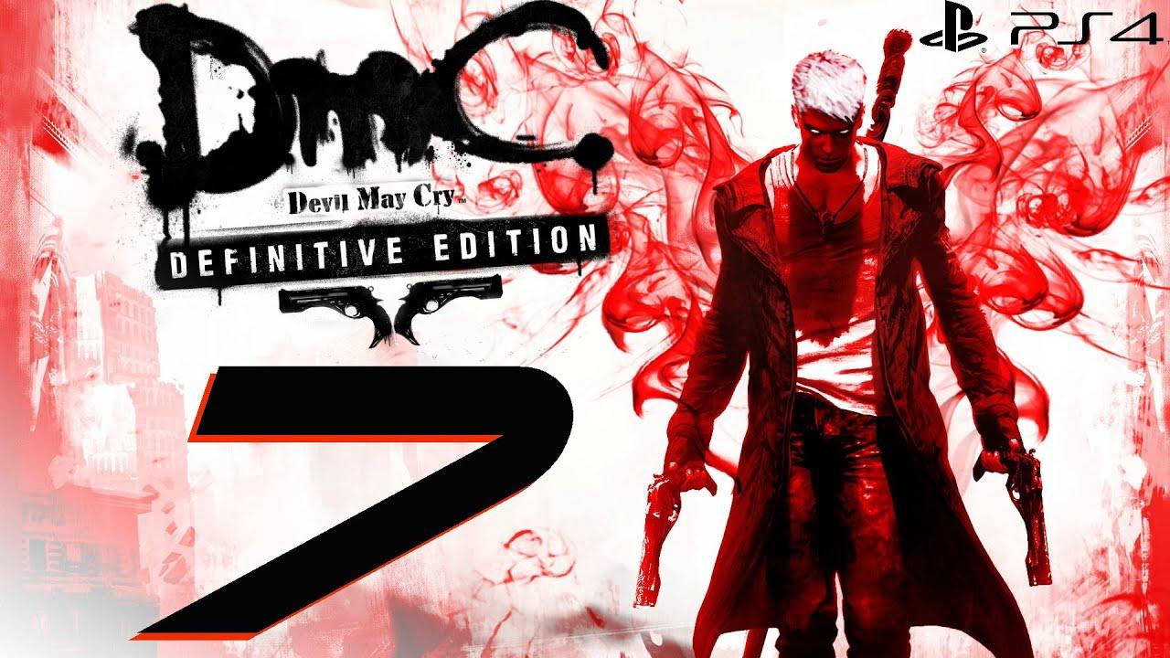 Devil May Cry Bob Barbas: DmC Devil May Cry Definitive Edition