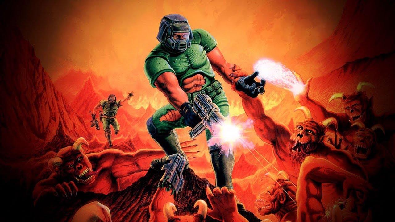 Doom Game Wallpaper 70 Images: At Doom's Gate (Extended)