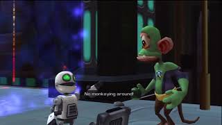 Ratchet and Clank : Up Your Arsenal -11- Slim Cognito