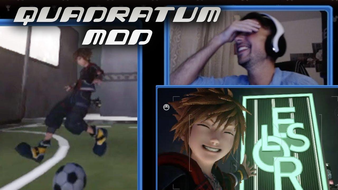 [Livestream] Exploring Quadratum in Kingdom Hearts 3!