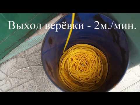 видео: Станок для плетения верёвки