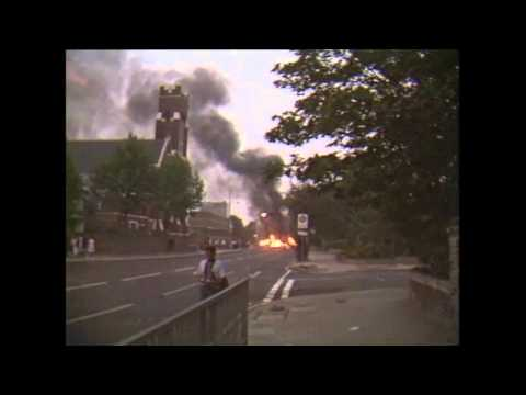 ITN archive - Brixton Riots footage 1981