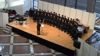 "ふるさと(女子高生徒合唱) Girls High School Students Choir ""Furusato"""