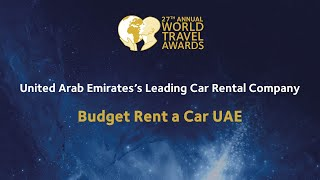 Budget Rent a Car UAE