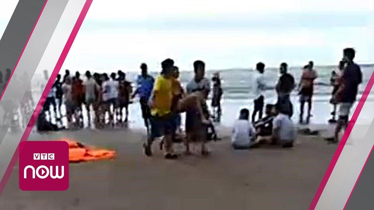 Bình Thuận: 12 người thương vong khi tắm biển