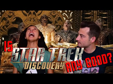 Is Star Trek: Discovery ANY Good?