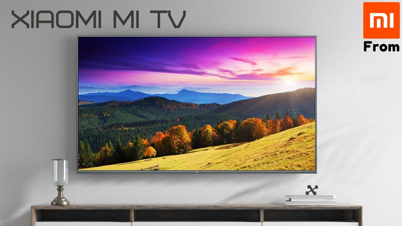 Xiaomi Mi TV Master Series Official Video