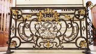 Художественная ковка лестницы , перила , ворота и т.д.(, 2014-03-27T17:55:41.000Z)