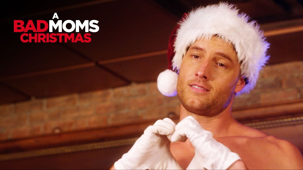 A Bad Moms Christmas Justin Hartley.A Bad Moms Christmas Holiday Tv Commercial Own It Now On Digital Hd Blu Ray Dvd