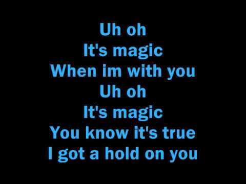Honor Society-Magic (with lyrics)