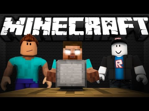 Thumbnail: If Herobrine played Roblox - Minecraft