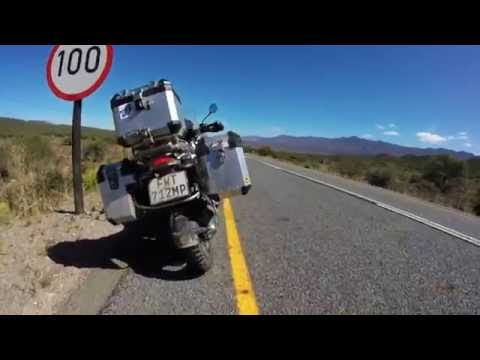Route 62 and Swartberg Pass, South Africa