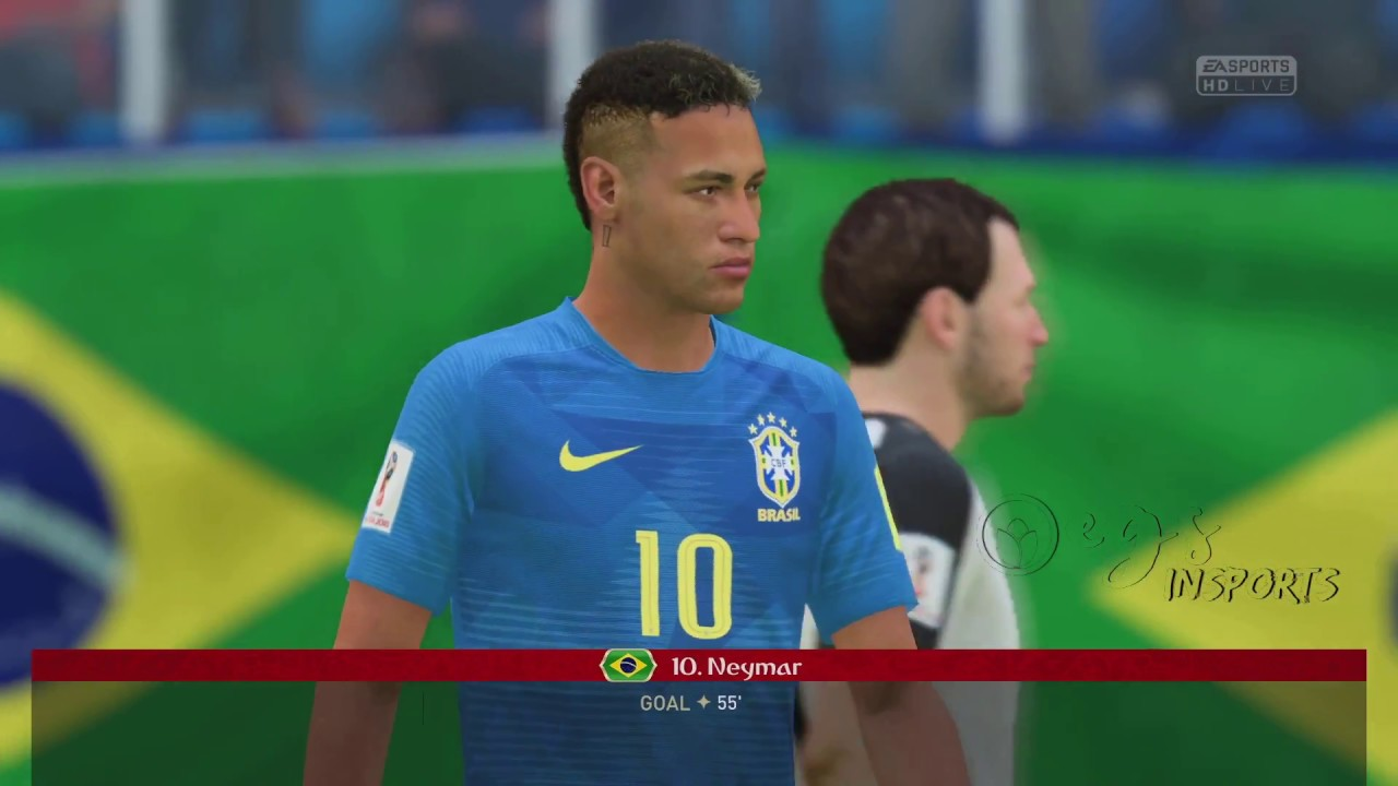 Download Brazil v Costa Rica - 2018 FIFA World Cup Russia - Match 25- Highlights