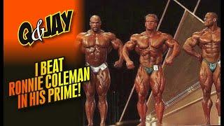 Ronnie Coleman riebalų degintojas. Kontaktinė informacija