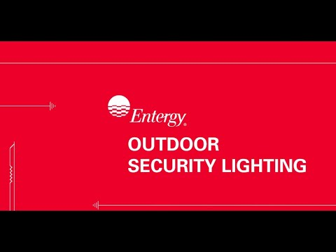 Entergy Outdoor Lighting