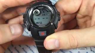 Купить часы касио джи шок! Настроить часы Casio G-SHOCK(Купить часы касио джи шок http://gshockmax.apishops.ru/ Все часы Casio G-Shock имеют прочное ударостойкое минеральное стекло..., 2014-07-27T18:52:41.000Z)
