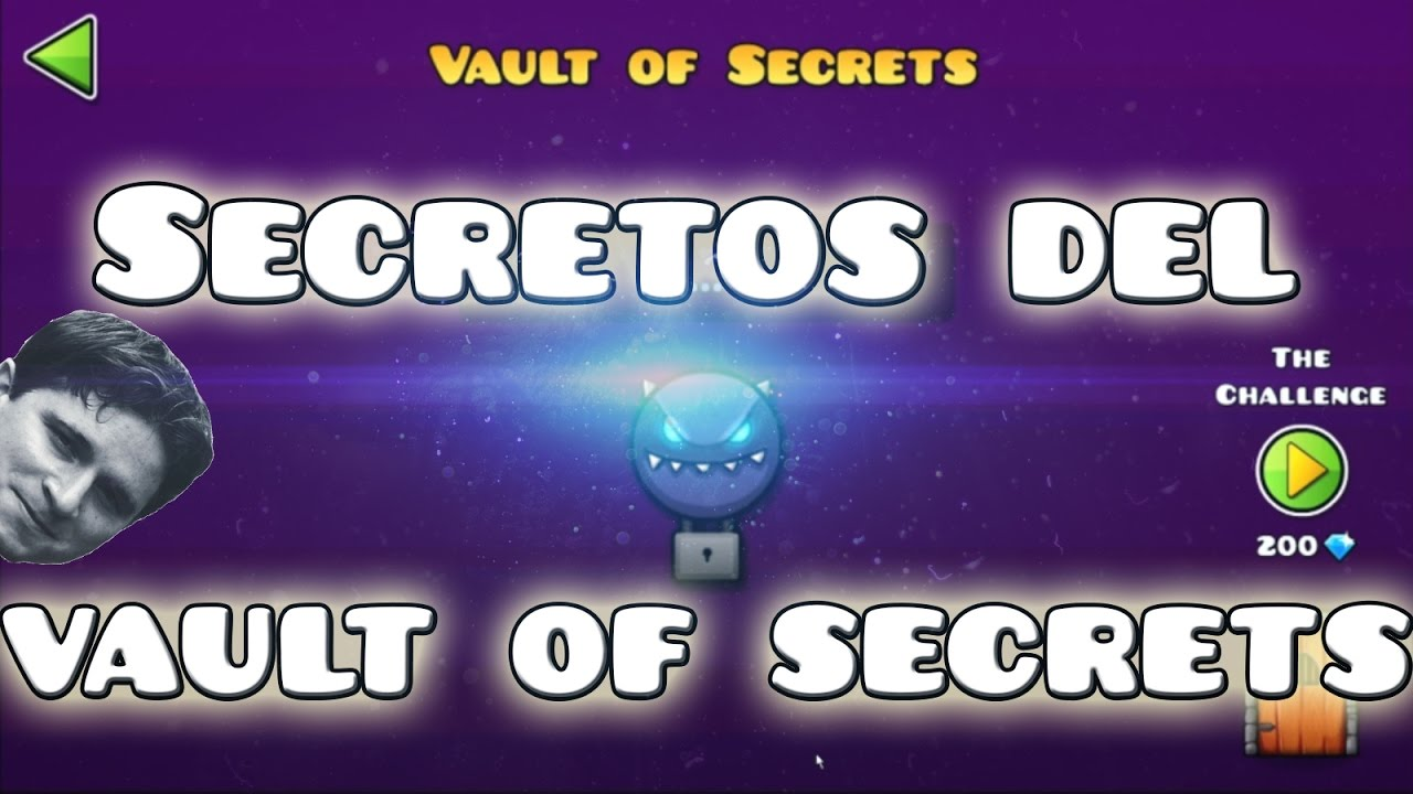 codigos del nuevo the vault vault of secrets geometry