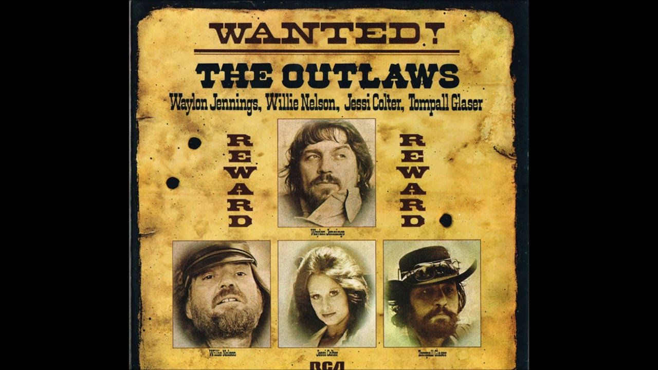 Waylon Jennings With Friends Wanted The Outlaws 1976 Full Album Youtube