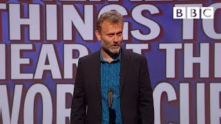 Unlikely things to hear at the World Cup - Mock the Week - BBC